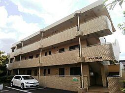 東京都調布市西つつじケ丘1の賃貸マンションの外観