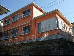 プチハイム[1階]の外観