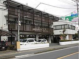 埼玉県上尾市愛宕2丁目の賃貸マンションの外観