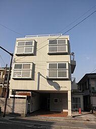 神奈川県小田原市板橋の賃貸アパートの外観