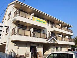 広島県福山市三吉町南2丁目の賃貸アパートの外観