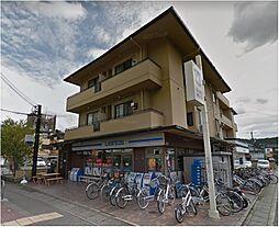 京都府京都市左京区岩倉中大鷺町の賃貸アパートの外観