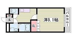西二見駅 4.7万円