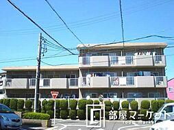 愛知県豊田市梅坪町2の賃貸マンションの外観