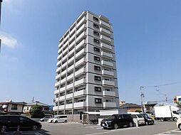 ひかりハイツ石手川・[1階]の外観