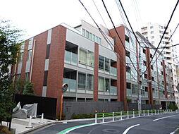プレミスト赤坂檜町公園[1階]の外観