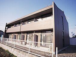 レオパレスUZAWA[1階]の外観