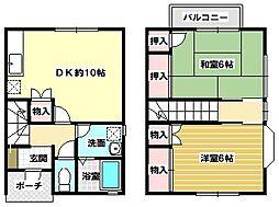 小川タウンハウスB