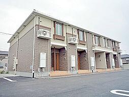 プラシード コルソ[1階]の外観