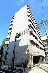 ステージファースト板橋桜川[202号室]の外観