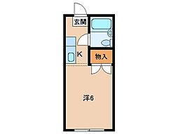 WHITY−M[2階]の間取り