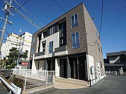 静岡県浜松市中区住吉1丁目の賃貸アパートの外観