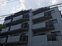 神奈川県横浜市鶴見区駒岡5丁目の賃貸マンションの外観