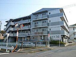 埼玉県鶴ヶ島市脚折町5丁目の賃貸マンションの外観