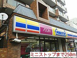 神奈川県川崎市川崎区東門前3丁目の賃貸アパートの外観