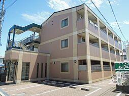 大阪府八尾市植松町5丁目の賃貸マンションの外観