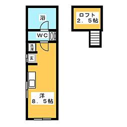桜山駅 3.5万円