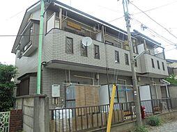 新海荘[1階]の外観
