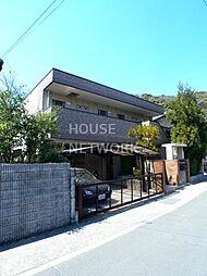 ラフィネ松ヶ崎[201号室号室]の外観