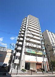 エステムコート南堀江Ⅲチュラ[2階]の外観