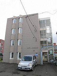 シティハウス白石[4階]の外観