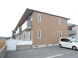 愛媛県新居浜市八幡1丁目の賃貸アパートの外観