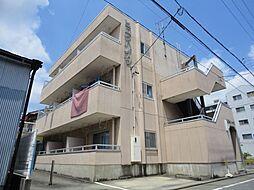 愛知県名古屋市中川区広田町1丁目の賃貸マンションの外観