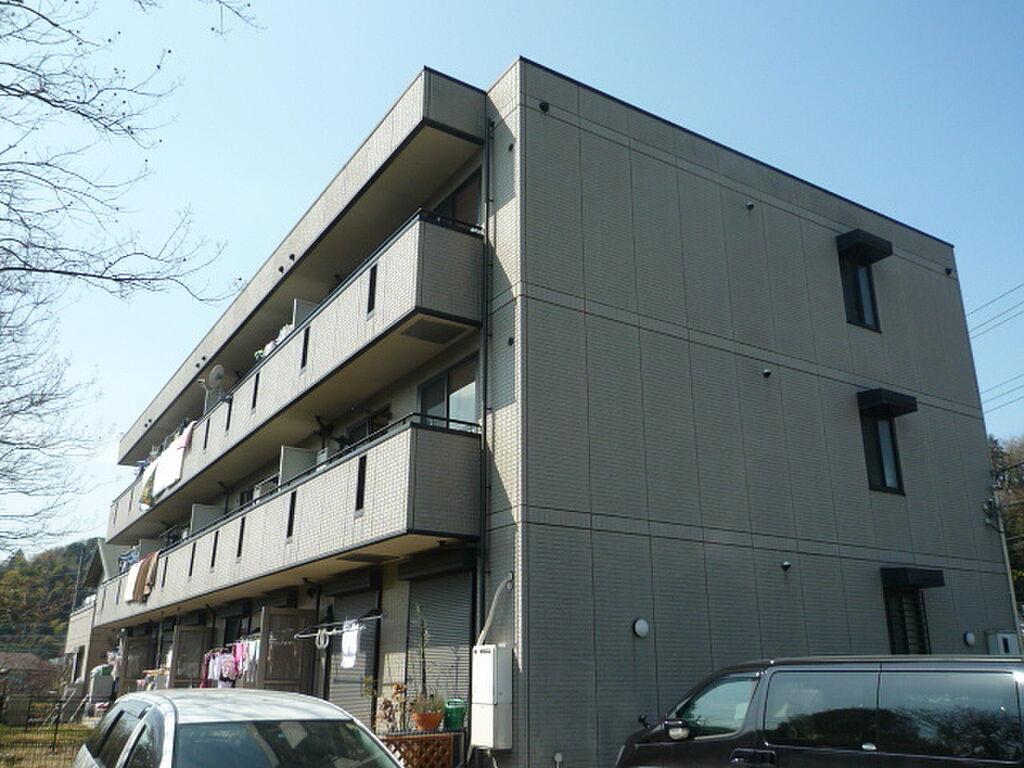 外観(長津田みなみ台2LDKのペット可アパートです)