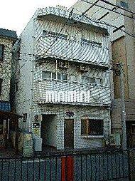 内田橋ロイヤルハイツII[1階]の外観