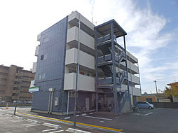 エイトマンション[4階]の外観