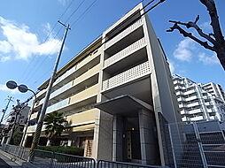 兵庫県神戸市垂水区海岸通の賃貸マンションの外観