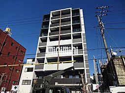 ジュネストラント[2階]の外観