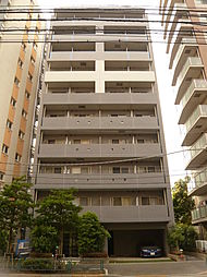 東京都江戸川区西葛西2丁目の賃貸マンションの外観