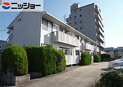 寄京ハイツ[2階]の外観