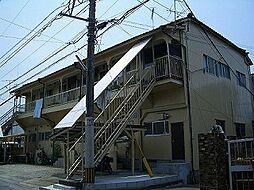 今泉アパート[1階]の外観