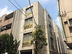 東京都渋谷区代々木4丁目の賃貸マンションの外観