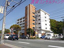 豊田ビル伊勢スカイマンション[5階]の外観