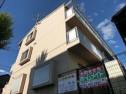 愛知県清須市清洲1丁目の賃貸マンションの外観