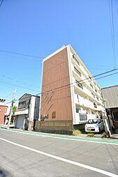 静岡県静岡市葵区川越町の賃貸マンションの外観
