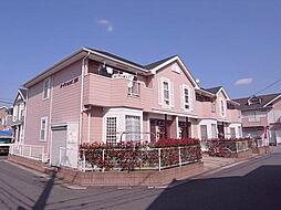 千葉県船橋市三咲2丁目の賃貸アパートの外観