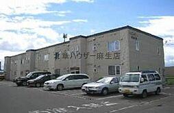 ベルメゾン弐番館[1階]の外観