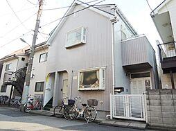 埼玉県川口市末広2丁目の賃貸アパートの外観