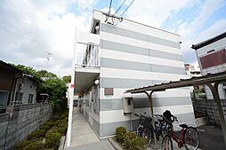 レオパレスグリーンスタジオ伊丹[2階]の外観