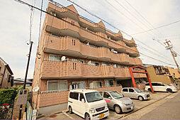 愛知県名古屋市港区正保町7丁目の賃貸マンションの外観