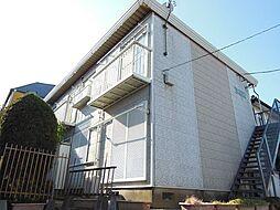 千葉県佐倉市臼井の賃貸アパートの外観