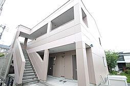 愛知県名古屋市緑区旭出2丁目の賃貸アパートの外観