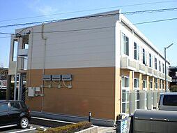 埼玉県さいたま市見沼区南中野の賃貸アパートの外観