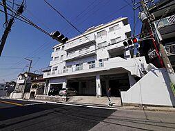 兵庫県神戸市垂水区潮見が丘2丁目の賃貸マンションの外観