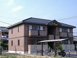 愛媛県松山市生石町の賃貸アパートの外観