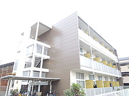 大阪府大阪市平野区平野東2丁目の賃貸マンションの外観